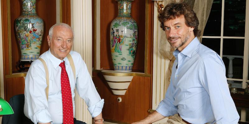 RAI1: SUPERQUARK, Finalmente insieme Piero e Alberto Angela