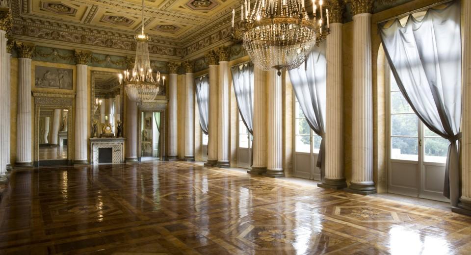 Visita Villa Bonaparte Milano