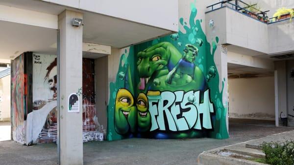 I Piu Bei Murales.Street Art A Roma Dove Andare I Quartieri Con I Piu Bei Murales