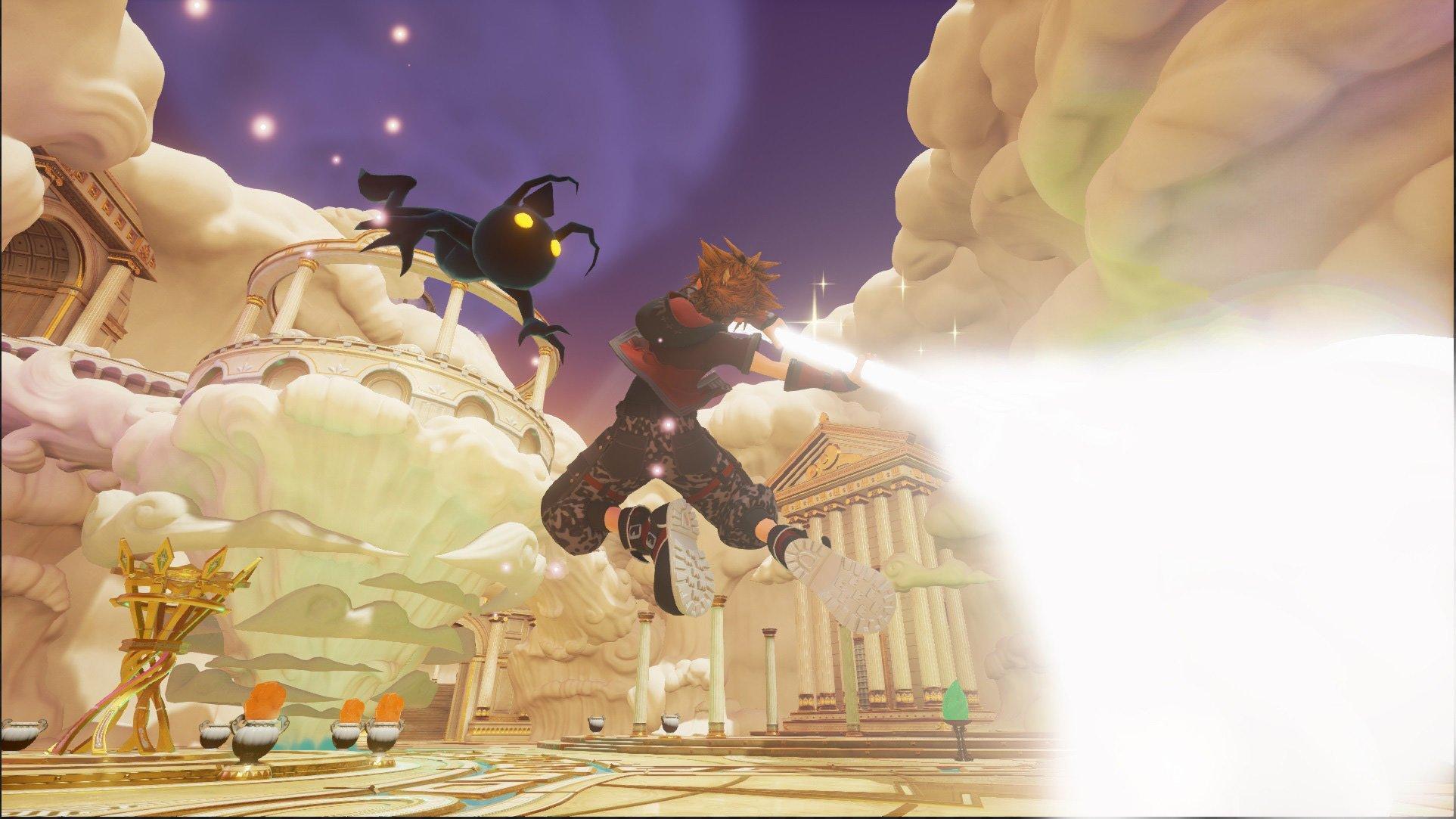 Sephiroth potrebbe non tornare in Kingdom Hearts III
