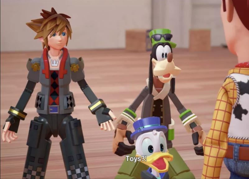 In Kingdom Hearts 3 forse non sarà presente Sephiroth