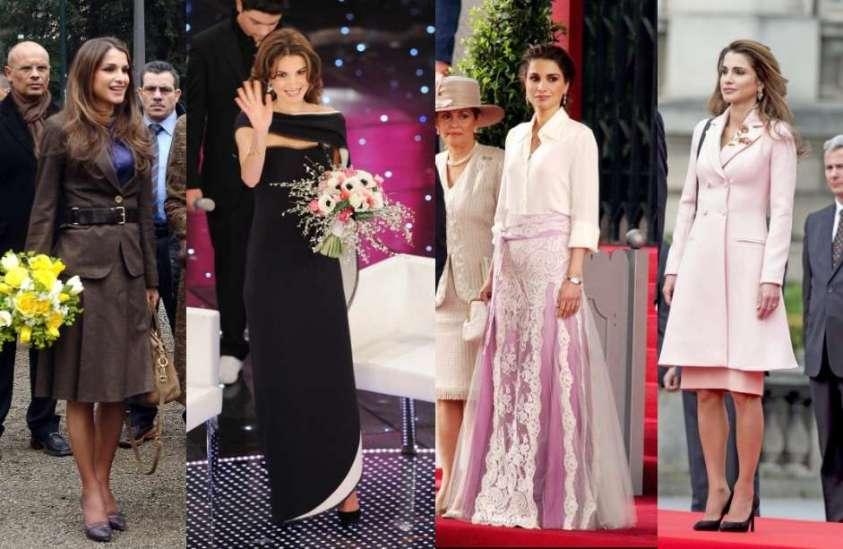 Matrimonio In Giordania : Melania trump vs rania di giordania due regine stile