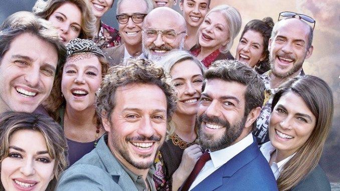 Sanremo: apre Michelle Hunziker e fa Biancaneve
