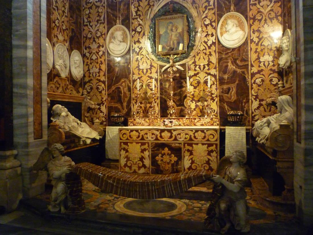Roma, la chiesa chiude per ferie: