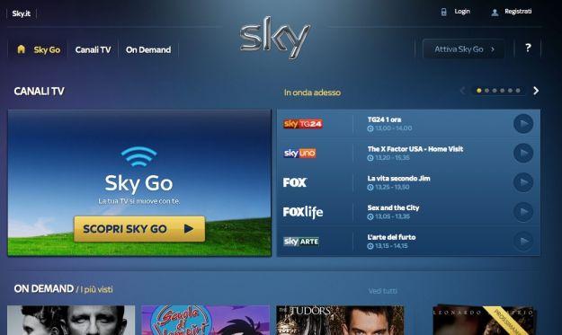 How to use a Sky Go VPN