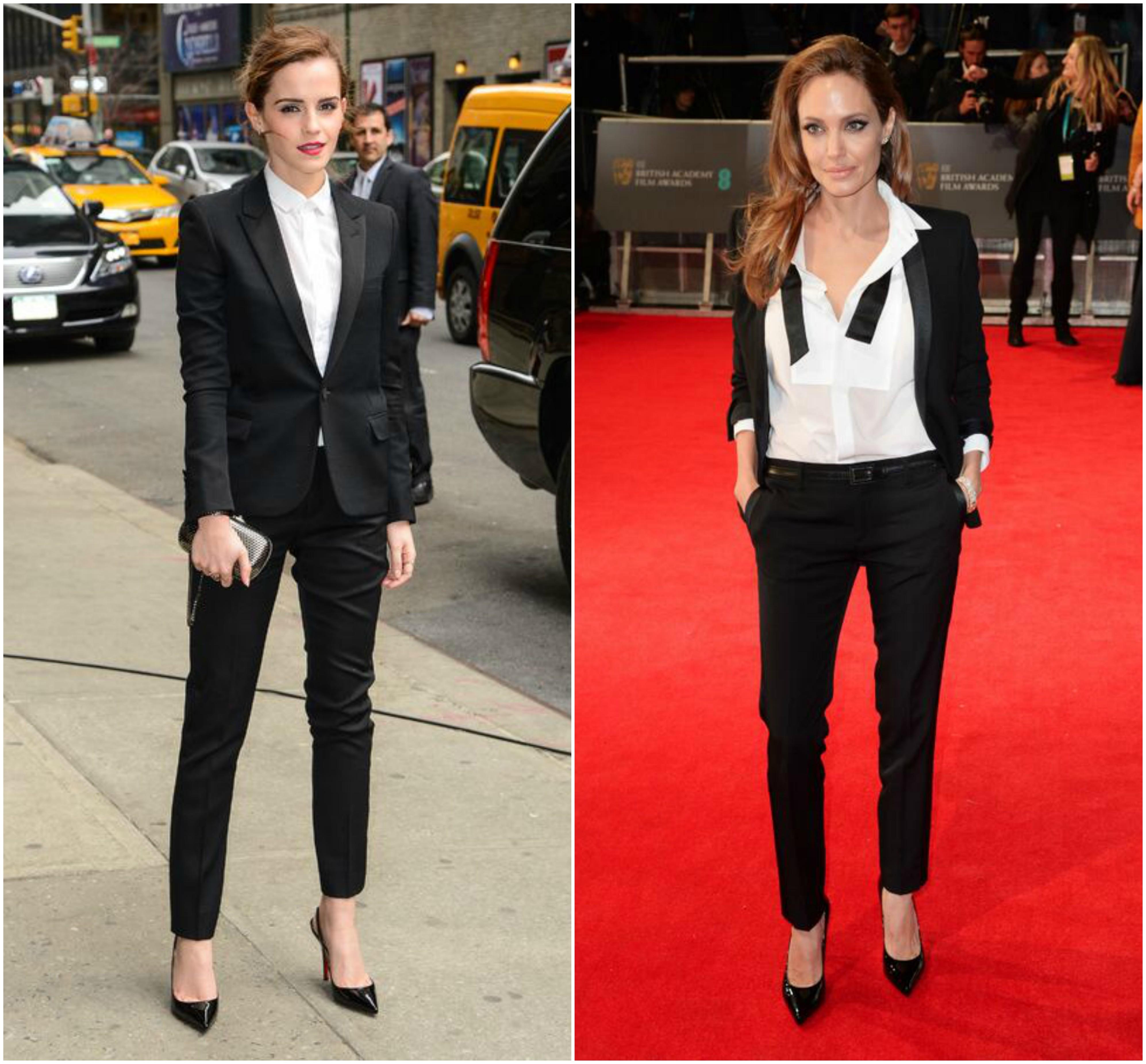 size 7 nice cheap cheap Tailleur femminile: come indossare giacca e pantalone nel ...