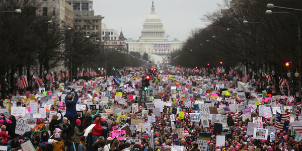 Women's March 2017: le marce in tutto il mondo contro il sessismo di Trump