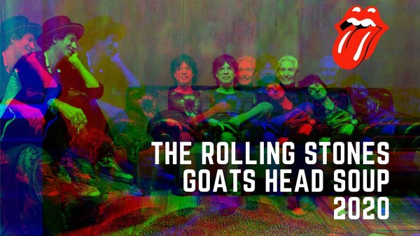 The Rolling Stones: ristampato lo storico album Goats Head Soup