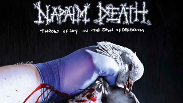 Napalm Death, Throes Of Joy In The Jaws Of Defeatism il nuovo album