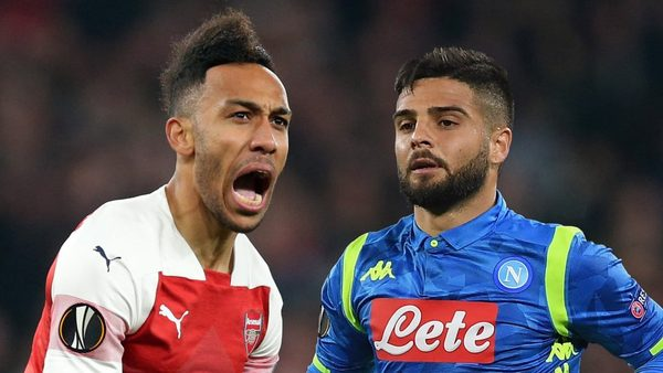 Europa League, Arsenal-Napoli: dove vederla in chiaro tv