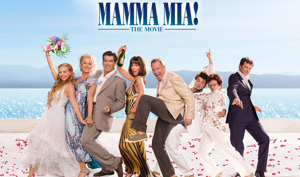 Mamma mia: Here we go again! How can we resist you?