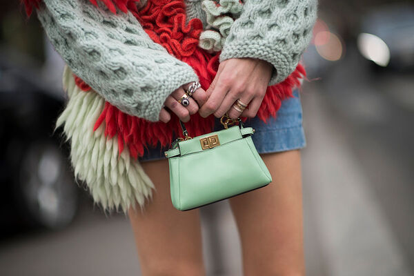 Mini bag: la borsa di tendenza per la primavera-estate 2017