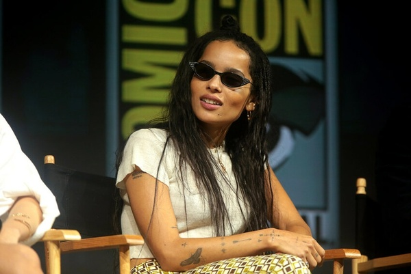 «The Batman»: Zoë Kravitz sarà la nuova Catwoman
