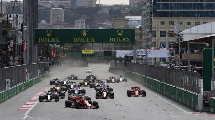 Formula 1 GP di Baku, orari del week end, PL, qualifiche e gara