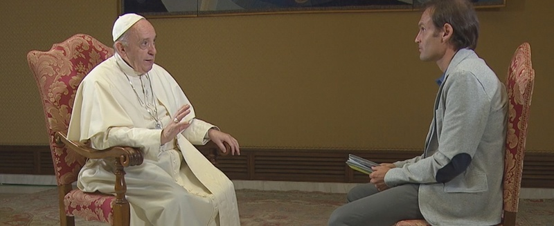 Papa Francesco: intervista video per TV2000 [VIDEO]