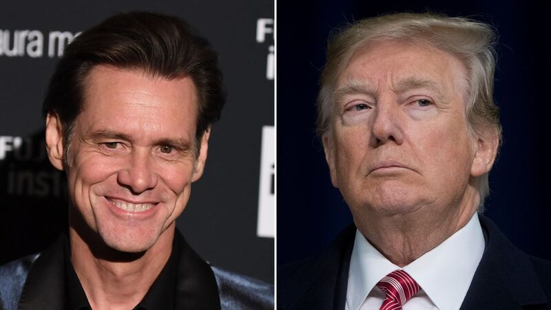 Jim Carrey vs. Donald Trump: «il clown assassino è venuto per uccidere la verità»